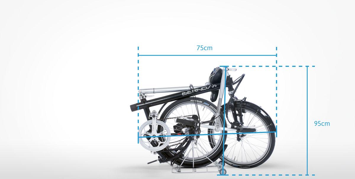Sac avant de marque Brompton sur un autre vélo pliabe (Dahon, Birdy,...) - Page 2 Bernds_faltrad_falt_folding_bike_42