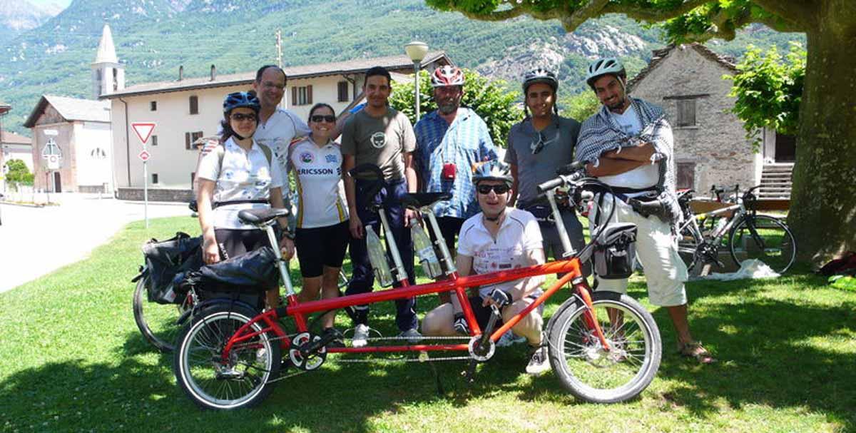 bernds_folding_bike_faltrad_Teamfoto_im_Tessin