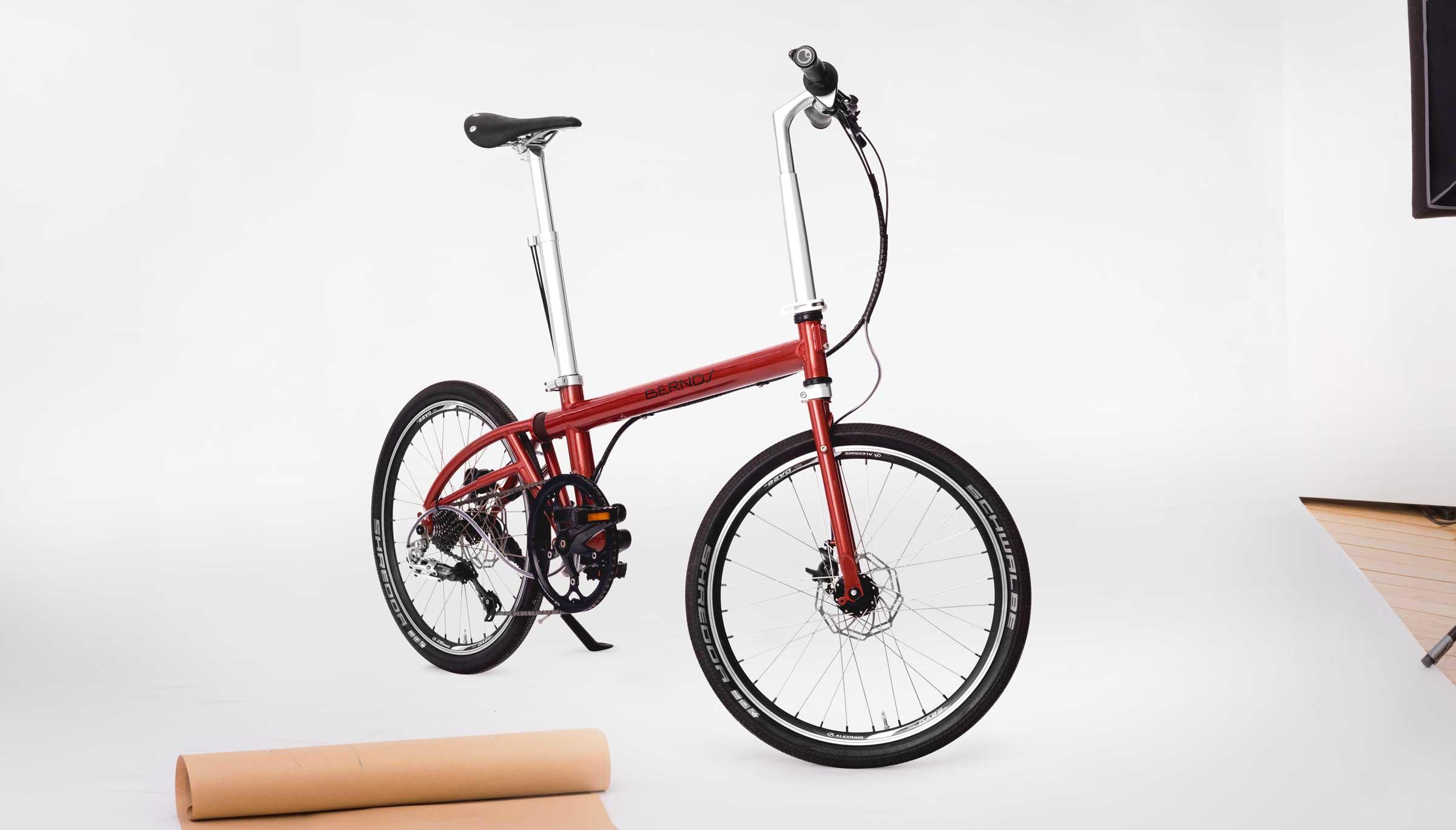 Folding Bike « Bernds Bikes – Made in Germany